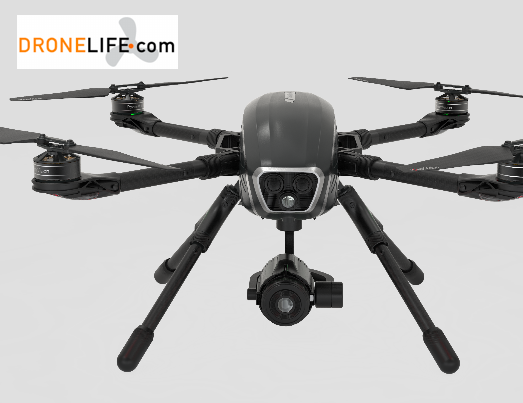 InterDrone Update: PowerVision Unveils the PowerEye – a Cinematography Drone