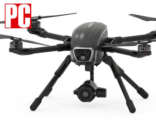 PowerVision Announces PowerEye Drone With 4K UHD, Thermal Video