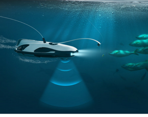 PowerVision Unveils PowerRay Underwater Robot