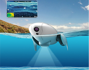 PowerVision launches PowerDolphin