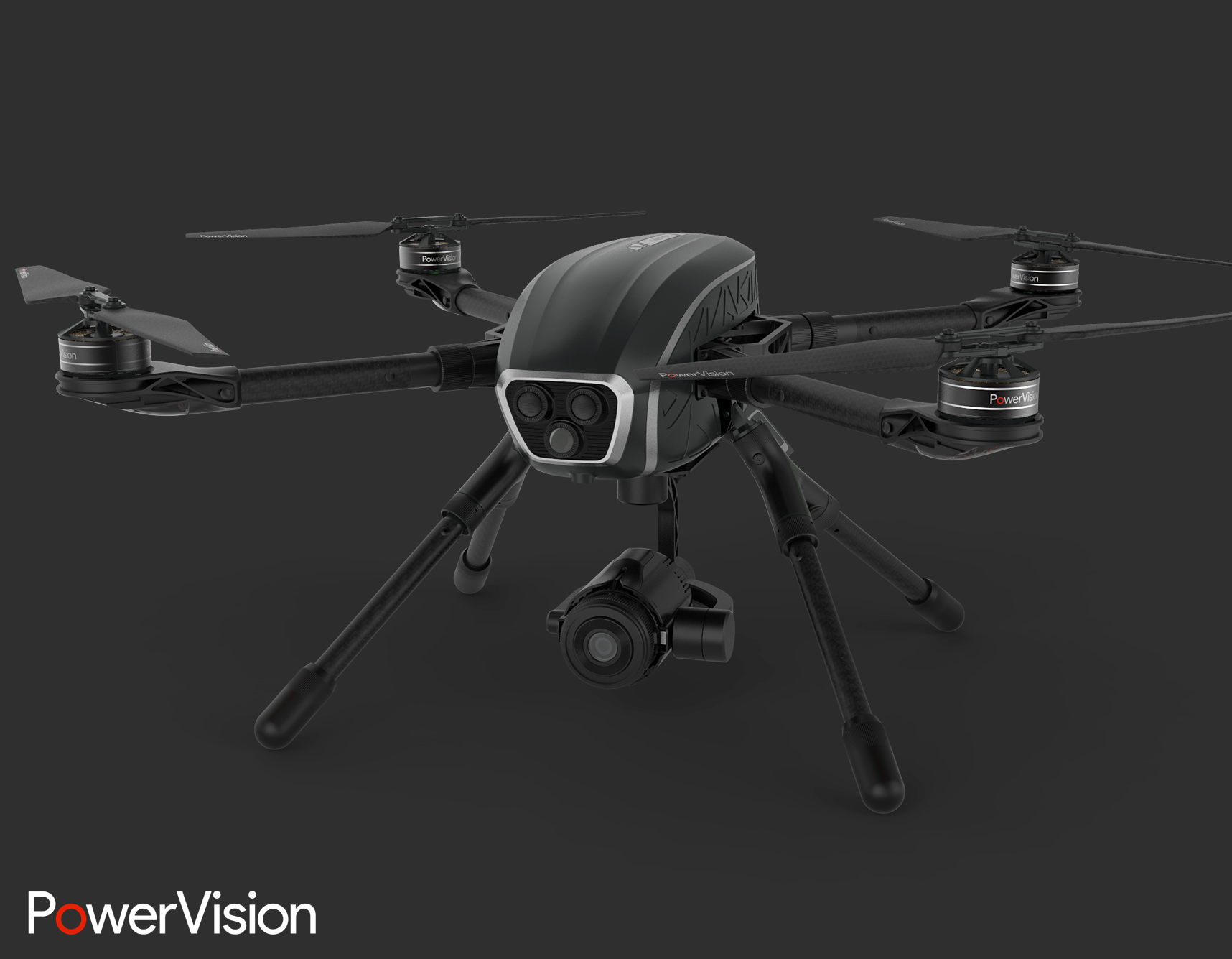 PowerVision Unveils PowerEye Cinematography Drone